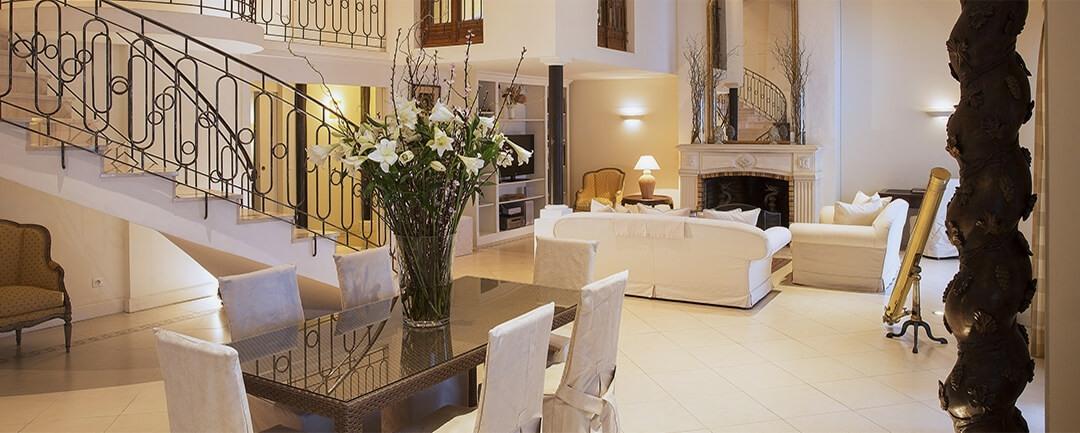 Villa d'Estelle - Les Chambres