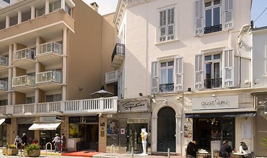 Villa d'Estelle - Rue commerçantes