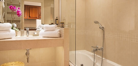 Villa d'Estelle - Salle de bain